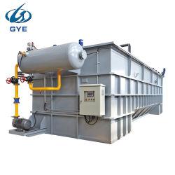 Sistema dissolto di flottazione dell'aria per il trattamento di acque di rifiuto