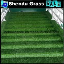 Popolare erba artificiale da 23 mm 130stitch/M.