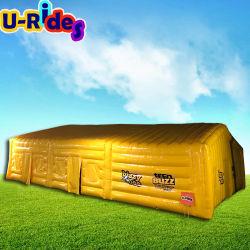 空気屋外のための堅い正方形の立方体の膨脹可能なテントの膨脹可能な密封されたテント
