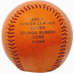 高品質のカスタムロゴの革野球