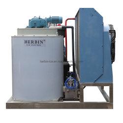 pro Tag industrieller Gefäß-Block-Eis-Maschinen-Hersteller der Flocken-1000kg/2000kg/3000kg/5000kg