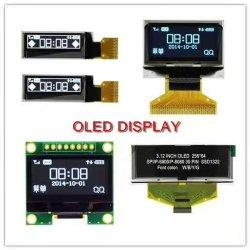 Kleines 0,96'''''' 128X64 OLED-LCD-Display, weiß Micro-OLED-Display