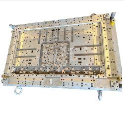 OEM het Vormen van de Injectie van het Silicone van de Douane Rubber Plastic het Stempelen Matrijs