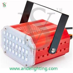 مصباح LED وامض لتأثير Disco وStage