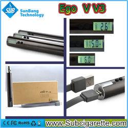 2014 новых сигарет с 1300 Мач Аккумулятор EGO, Электронные сигареты мини-Size ЭГО V3