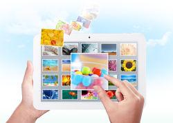 9.7 '' Tablette PC des Qualitäts-Leitungs-Kernandroid-4.4