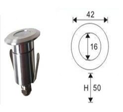SU LEDのシャワーIP 65 Downlightの付属品