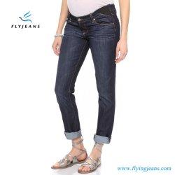 2017 jeans del denim di modo che coprono per le donne e la maternità