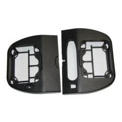 25X25 клетке M8, M10, M20 пластмассовой резьбе Вставьте ножки покрытия PA для мебели