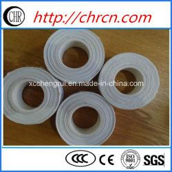 Matériau isolant le ruban de coton à armure sergé tressé de bandes de baguage