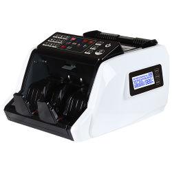 Al910機械現金通貨の選別機機械ビルのカウンターを数える卸し売り値のお金