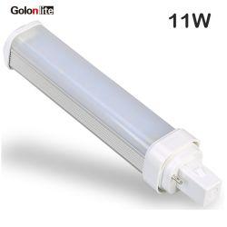 سعر المصنع 7 واط 9W 11 واط E27 G24D G24q G24 LED ضوء PL