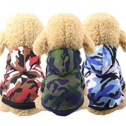 OEM Custom Camo Hoody Camouflage sublimation 3D Chien Hoodie