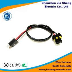 Câble adaptateur chargeur solaire d'assemblage du connecteur de batterie