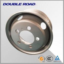 Camión de remolque de Tractor Parts Ligera las llantas de chapa 9,00*22.5 11mm de neumáticos para camiones Llantas de acero 9.00X22.5 8.25x22.5 de la rueda de aleación de aluminio