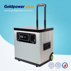 1.5kwh世帯または緊急事態のための携帯用エネルギー蓄積の電源システム