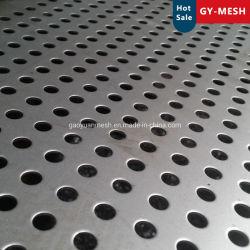 部屋または壁または階段柵のための電流を通されたステンレス鋼またはアルミニウム装飾的な穴があいた金属の網