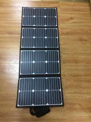 50W Sunpower faltbare Solaraufladeeinheit für Energien-Lösung