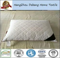 Home Fashion Soft oreiller en duvet matelassées couverture de coton