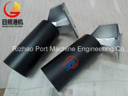 Transportador de rodillos de acero de SPD, transportador de rodillos laterales con el apoyo