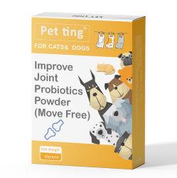 Nahrung- für Haustierehaustier-Nahrung-Ergänzungen in den Sport-Ergänzungen verschieben freie Probiotics Formel