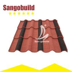 Stone-Coated Ligne de production de tuiles du toit de métal