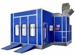 AC-8000 Diesel/Olie Verwarming SUV Spray Paint Booth te koop