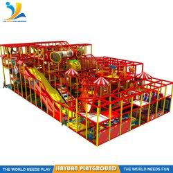 Drôle d'enfants Soft Play labyrinthe diapositive grand terrain de jeux intérieur