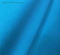 100d vier de Stof van de Pongézijde van de Polyester van Spandex van Manieren voor Sportkleding