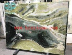 Fée Verte/Blanc/vert de la glace de beauté/assistant/arlequin/de luxe pour dalle en marbre vert//Mosaïque Mosaïque