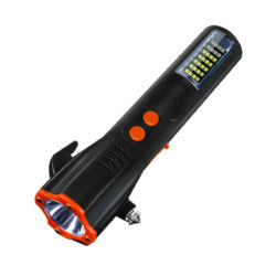 Горячий продавец торговли гарантии аккумулятор алюминиевых зум фонарик светодиодный фонарик