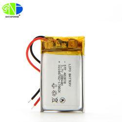 Dtp402030 230mAh batterie rechargeable au lithium-polymère 3,7 V pour batterie Smart Watch