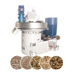 مطحنة الطاقة عالية الكفاءة من الكتلة الحيوية Yulong 1.5-2t/H 132kw