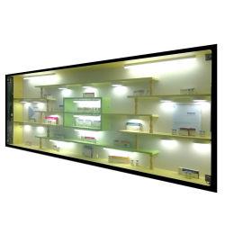 GMPの薬剤のクリーンルームのためのクリーンルームの表示画面を開きなさい