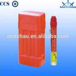 60s красный сигнал ручной установки для дожигания газа