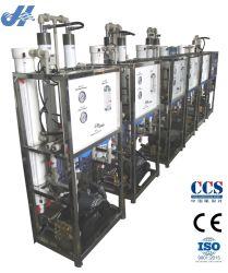 Système de purificateur d'eau de mer de dessalage RO Le traitement de l'eau de mer