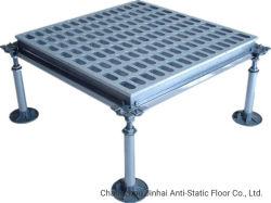 Высокое качество воздуха Anti-Static алюминиевые перфорированные накладной пол