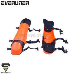 Equipamento de segurança EPI almofada de joelho Shin guard