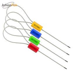 [1.8مّ] ثبت طول قابل للتعديل عملّيّة سحب [أبس] مشدودة [أن-وفّ] يكسى أمان وعاء صندوق كبل ختم صوف