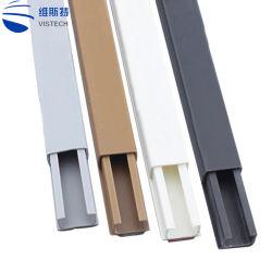 Entregar la fábrica de PVC color Trunking electrónico pequeño