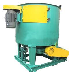 Arena arcilla continua Rotor resina mezclador mezclador de arena arcilla Arena