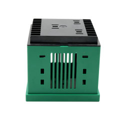プラスチックハウジングを形成するカスタマイズされた電子端子箱のABS注入