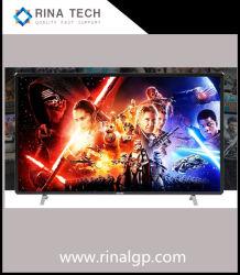 4KはスマートなHDを50インチネットワークIPTV LCD TV卸し売りする