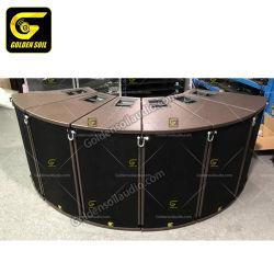 Kr153 scelgono una riga strumentazione professionale da 15 pollici di musica del sistema acustico Kr208 K1 K2 del fuoco dell'altoparlante di schiera audio