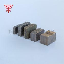 Алмазных сегментов пильного полотна режущих инструментов для мрамора гранит известняк Китая производителя