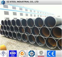 L'AWWA C200 TUYAU EAU ASTM A53/API 5L Gr. B Fournisseur de tuyaux en acier galvanisé