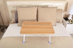 Bed와 Sofa 또는 Floor M-X1903에 아주 Cheap Wooden Portable Folding Laptop Table
