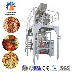 Gránulo pequeño automática de máquinas de envasado de azúcar
