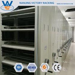 Usine chinoise la vente de fichier de stockage mobile électrique système de rack pour rack
