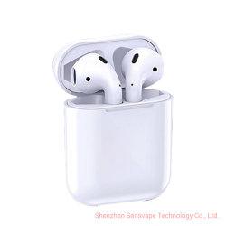 [إي12] [توس] لمس تحكم مصغّرة 1:1 هواء لاسلكيّة [بلوتووث] 5.0 سماعات قرنة سماعة لأنّ [إيوس] هاتف ذكيّة